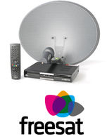 freesat satellite dish installers Fleetwood