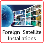 foreign satellite tv Fleetwood
