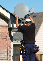 Satellite Dish Repair